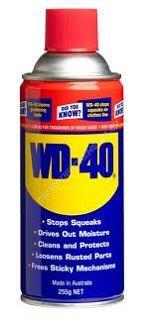 WD40  100 ml sprej