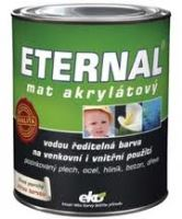 Eternal mat akrylátový 10 kg 13 černý