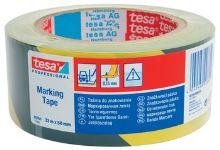 páska výstražná 138270 černo-žlutá 33m*50mm