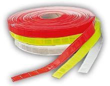 Reflexní samolepící páska 25mm 5m oranžová