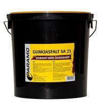 Gumoasfalt SA 23  10 kg červenohnědý