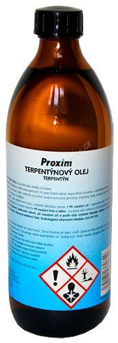 Terpentýnový Olej 850 g