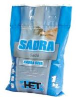 Het Sádra   1 kg  šedá