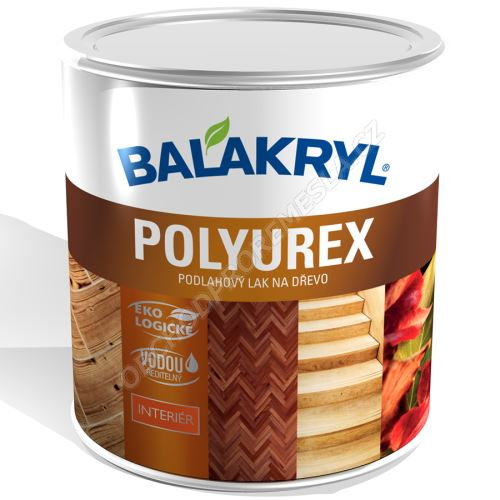 Polyurex V 1604  0,6 kg lesk
