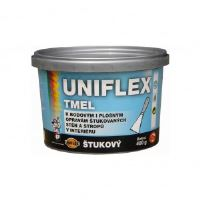 Tmel akrylátový štukový - UNIFLEX 400g