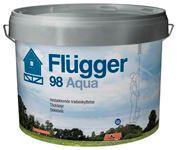 Flugger 3 l 98 Aqua - bílá
