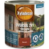 Oversol  0,75 l rosewood