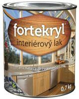 FORTEKRYL interiérový lak