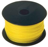 Provázek 50M 1,0mm žlutý