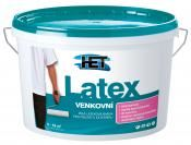 Latex venkovní HET 0,8 kg 0100 bílá