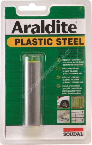 Soudal - Araldite 50 g 1333600 plastik steel
