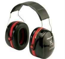 Mušlové chrániče sluchu Peltor H540A-411-SV, Optime III