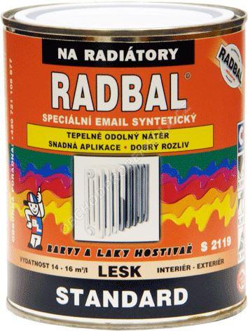 S 2119 Radbal