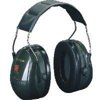Mušlové chrániče sluchu Peltor H520A-407-GQ, optime II