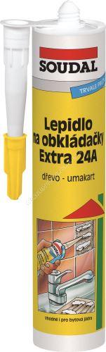 Soudal - Lepidlo na obkladačky 310 ml 24 A