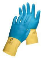 CASPIA FH rukavice latex/neopren