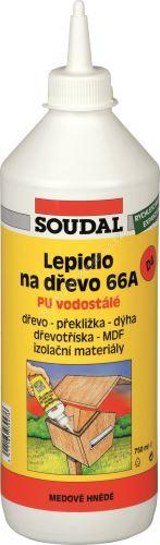 Soudal - Lepidlo na dřevo 250 g 66A vodostálé