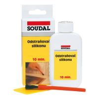 Soudal -  100 ml odstraňovač silikonu