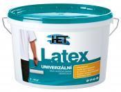 Latex univerzální HET 10 kg 0100 bílá