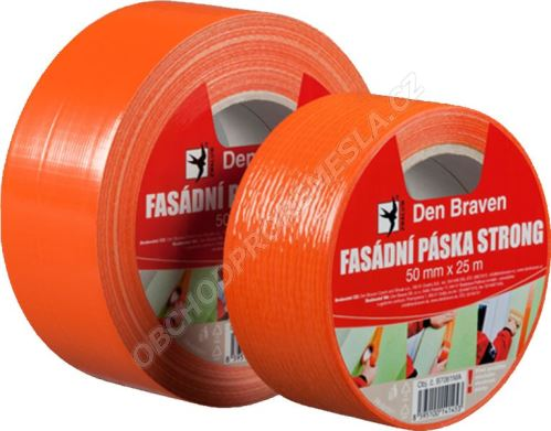 Den Braven Fasádní páska B7061MA 50mm*25m