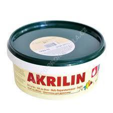 Akrilin tmel na dřevo 750g