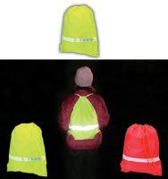 Reflexní batoh 02 oranž.