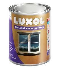 Luxol základ na okna S 2134  0,75 l 0100 bílá