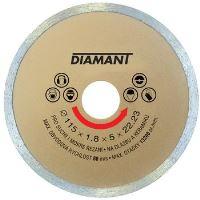 Diamant.kotouč 125 mm plný