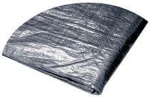 Plachta zakrývací kulatá o5-5,5m 120g/m2 125005