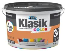 HET Klasik color 4 kg KC 0747 oranž pastelový